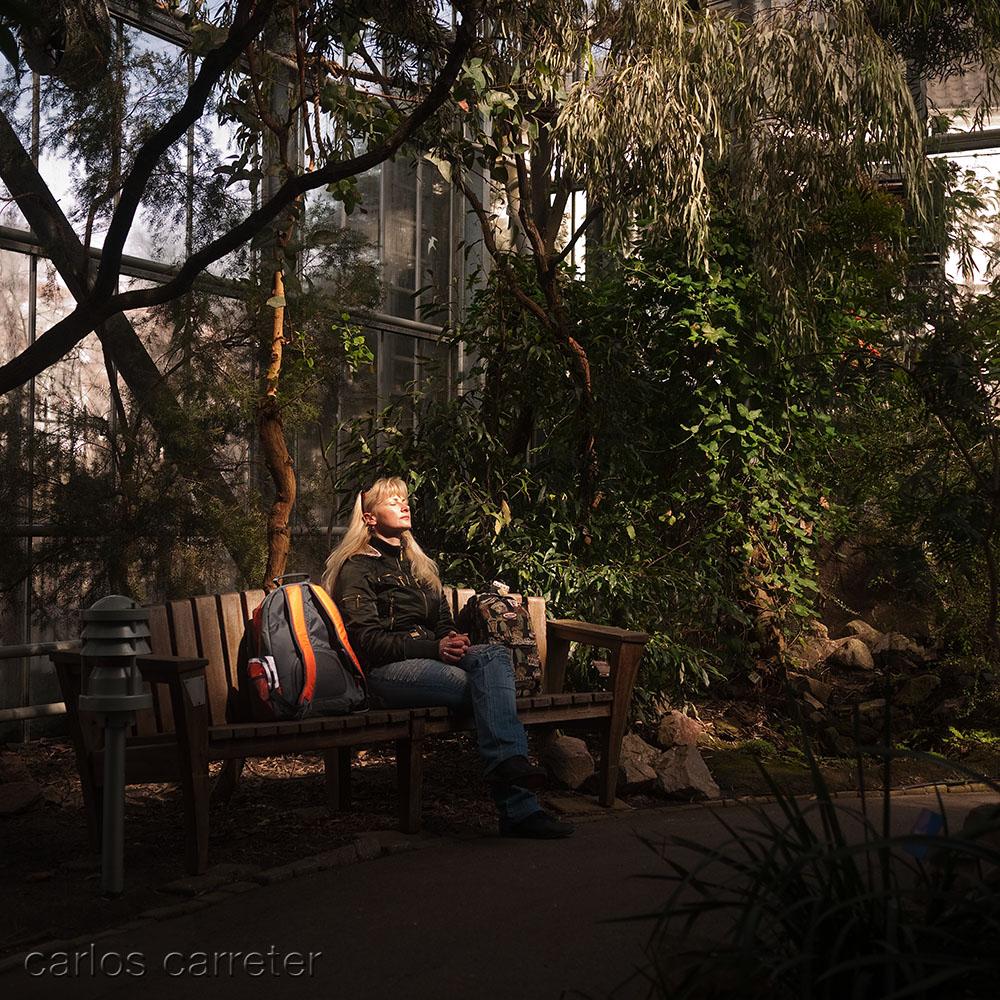 De Hortus - Tomando el sol