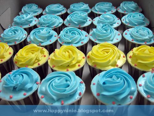 swirl cup cake