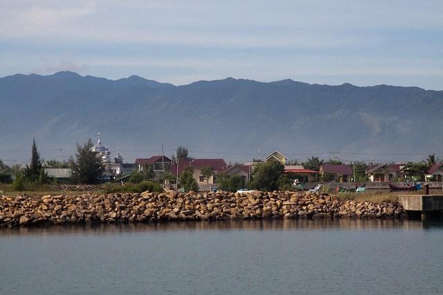 Aceh coast
