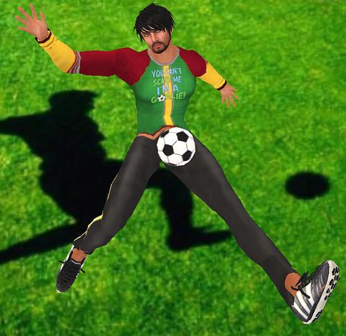 Juice Goalie Shirt A.S.S G4G sweatpants Duh unisex sports cleats (2)