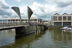 Pero's Bridge, St Augustine's Reach, Bristol