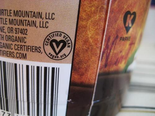 certified vegan!