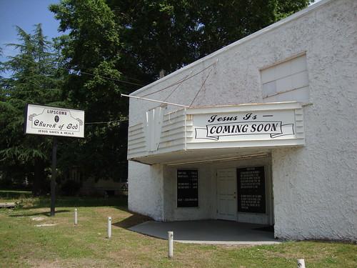 Lipscomb Church of God