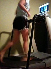 Barefoot Running on the Treadmill