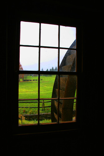 From a Mill Window