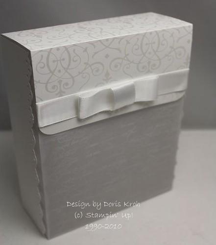 Transparent-Schachtel