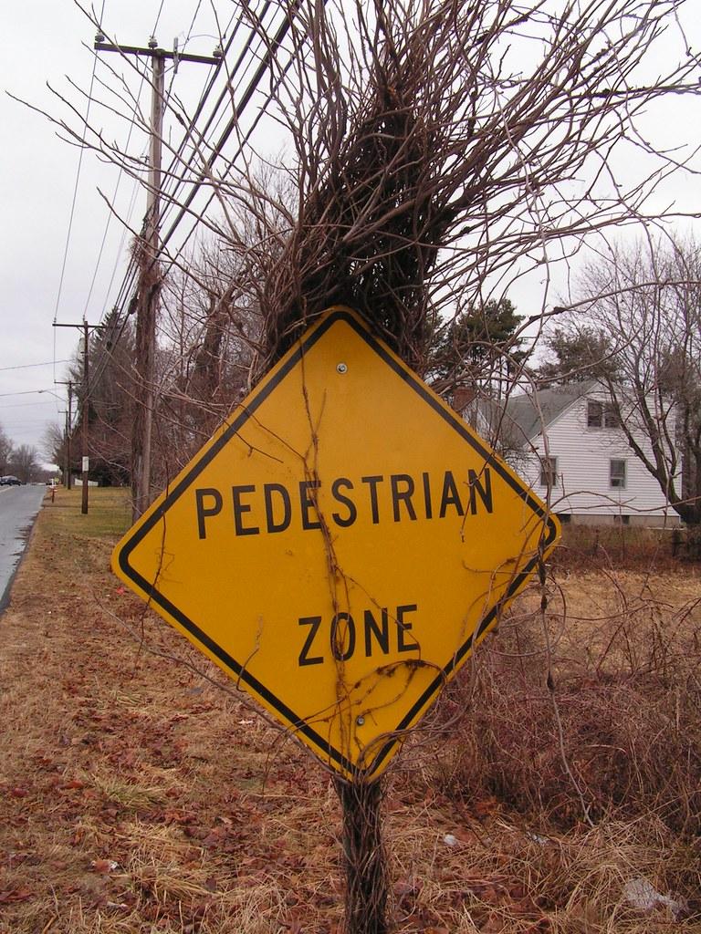 Pedestrian Zone, Wethersfield, Conn.