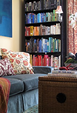 carla lane living room