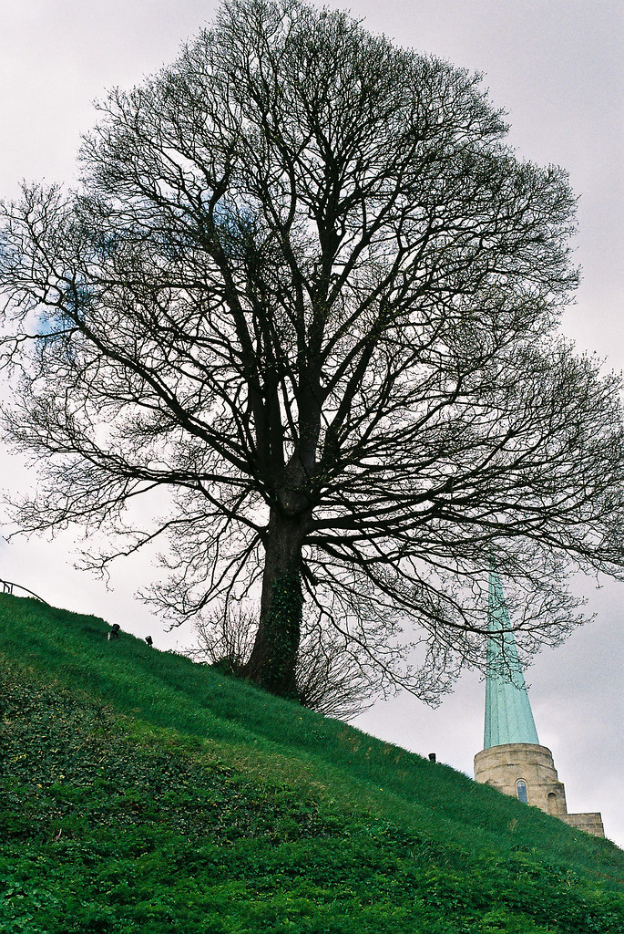 Castle mound | Oxford