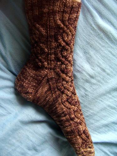 treehouse sock
