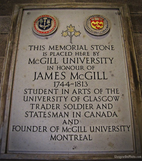 McGill University on Canada Day