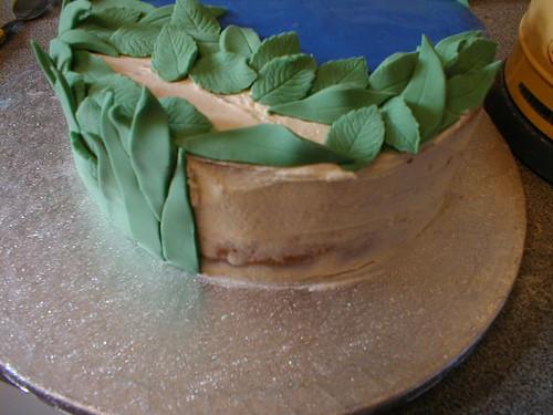 snakey cake