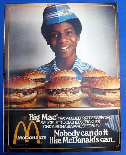 McDonald's ad 1978 by patricksmercy.