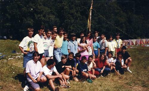 Àlbum Curs 1989-90