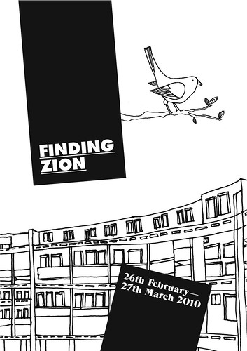 Finding Zion - cover image by singlecell.