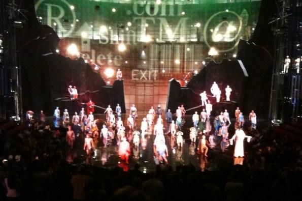 "Cirque du Soleil's ""La Nouba"""