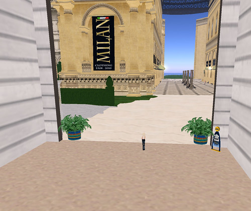 Clothing Fair - I can see Italy from Rio!