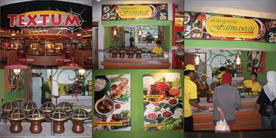 Ayam Goreng Fatmawati @ Textum Foodcourt-Grand Mal Bekasi