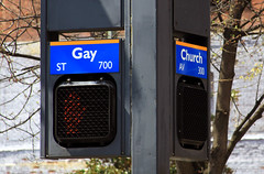 The Corner of Gay and Church