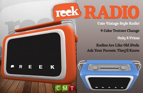 Reek - Radio