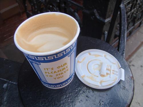 Abraco - Caffe Latte