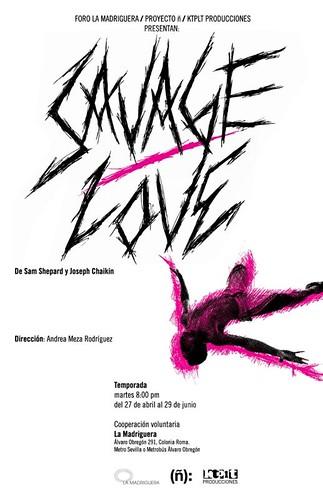 Invitación SavageLove
