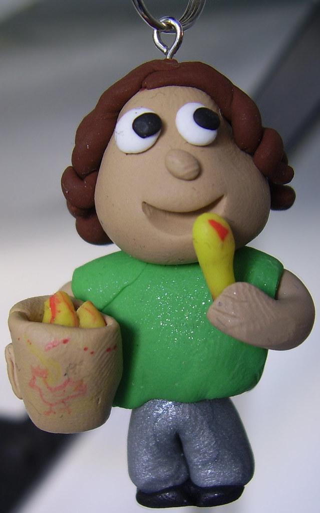 Hugo Reyes en miniatura