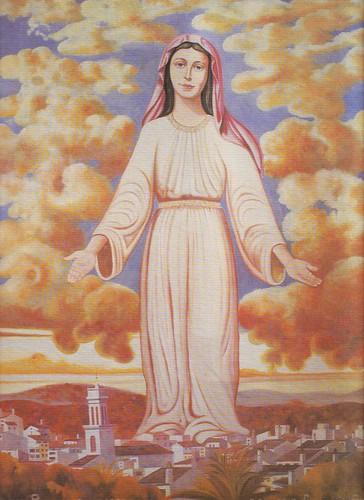 Maria, mare de l'Església