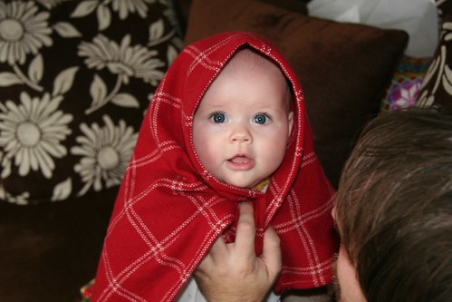Little Red Riding Hood Baby