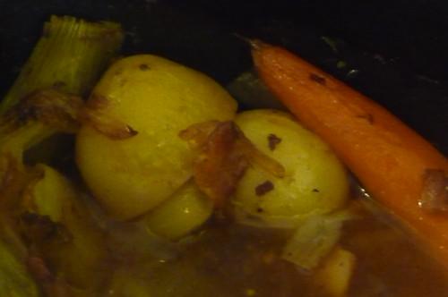 Christmas Potatoes