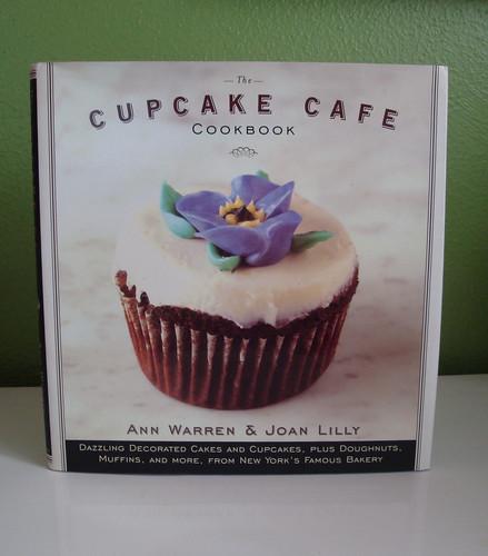 Cupcake Cafe Cookbook