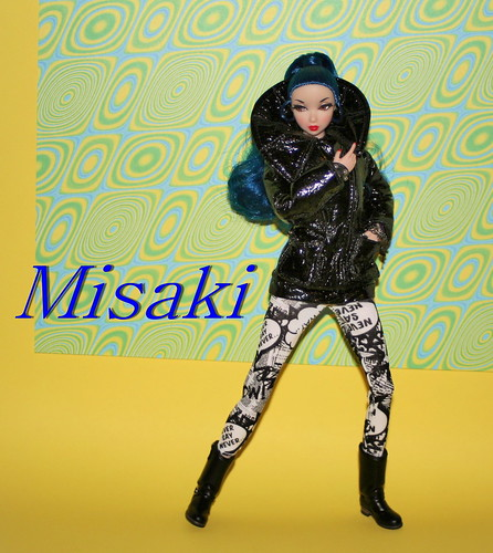 Misaki - The Perfect Model