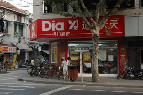 Dia en Shanghai