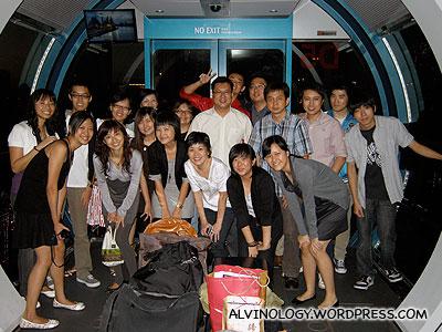 The team behind omy.sg :)
