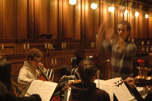 CUOS Pelléas et Mélisande, Christopher Stark conducting