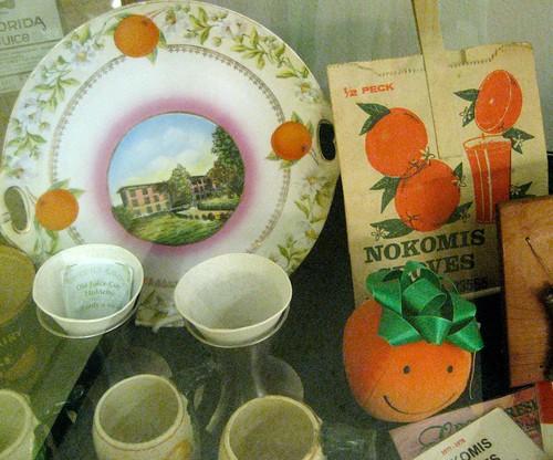 Orange Memorabilia