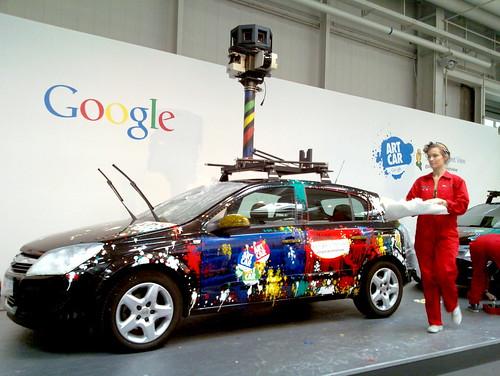 Google BodyPaint
