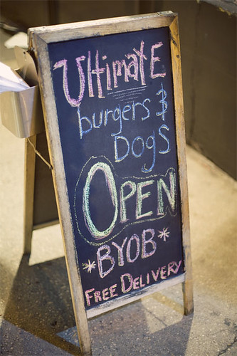 Ultimate Burgers & Dogs