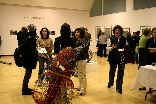 "Opening Reception for ""Transformations"""