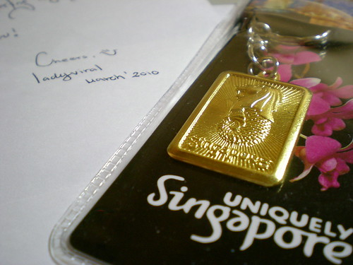 Letter from Singapore 2