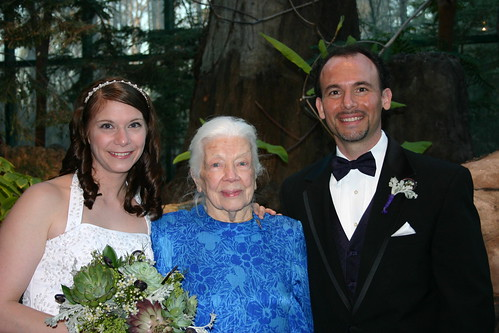 Wedding Weekend - Formal Shots- Vicky, Grandma, Ryan (By Liza Franco)