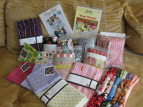 Las Vegas Quilt Shop Goodies