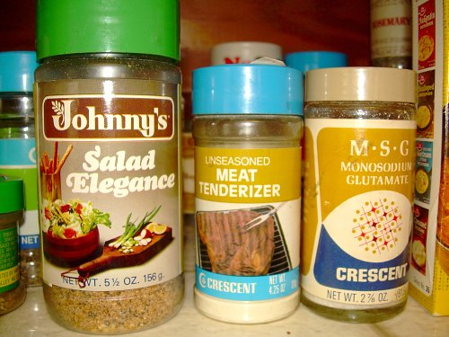 Spices of yesteryear