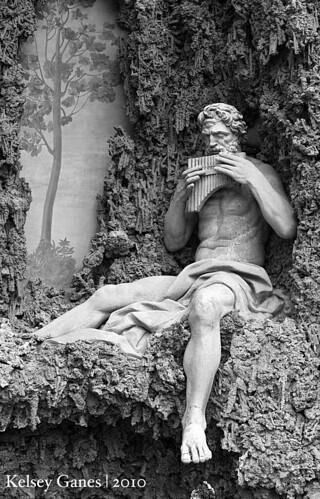 Villa Aldobrandini - Polyphemus