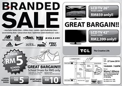 Branded Sports Sale