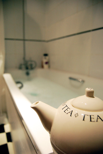 Tea and Bath