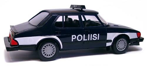 Stahlberg 900 Poliisi