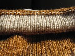 Knit Hem