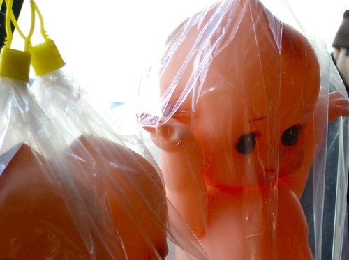 LARGE KEWPIE DOLLS IN PLASSTIC by you.