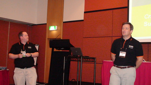 ASWEC 2009 - Craig Smith & Paul King